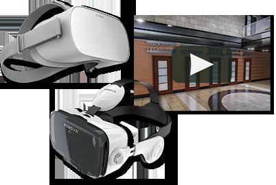 360 Virtual Reality headsets